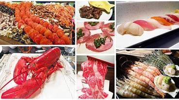 【台北吃到飽懶人包】台北燒烤、麻辣火鍋、韓式料理、飯店Buffet吃到飽餐廳