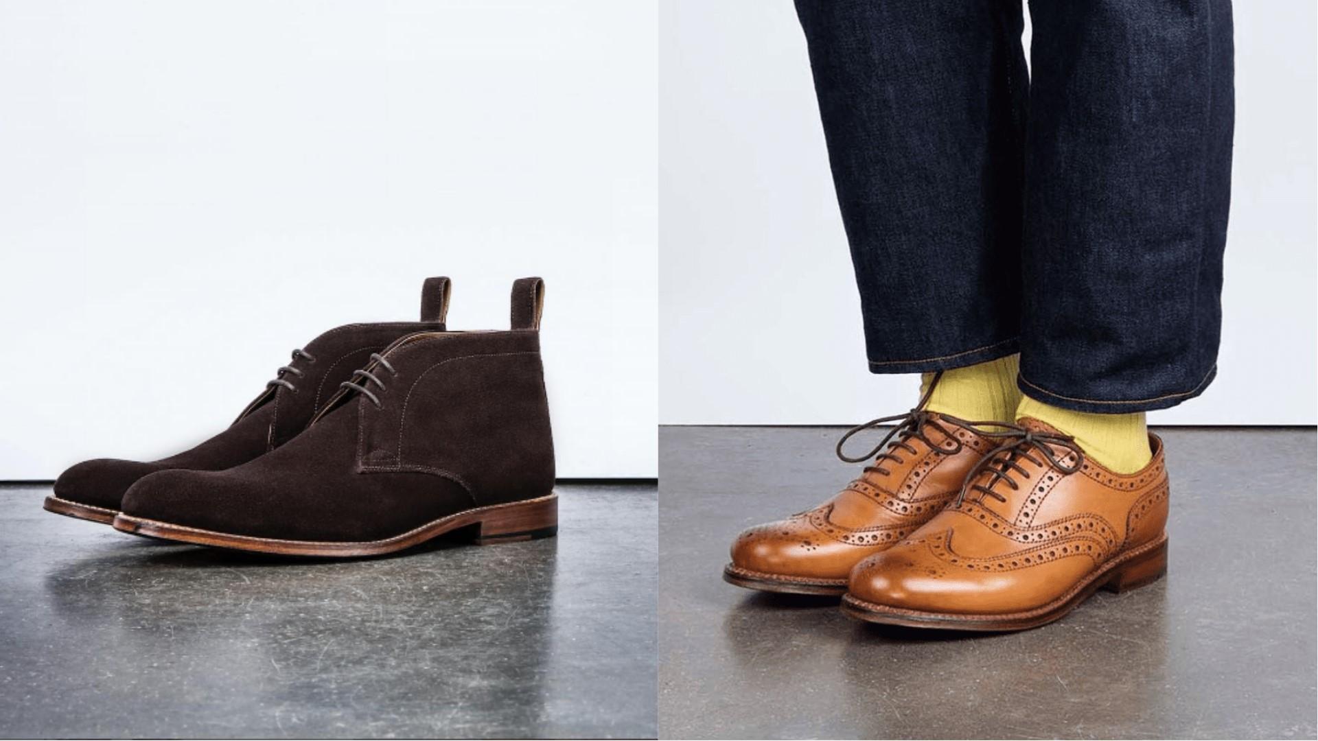 體現男性穿搭的出眾細節!一生一定要擁有一雙的經典紳士鞋款