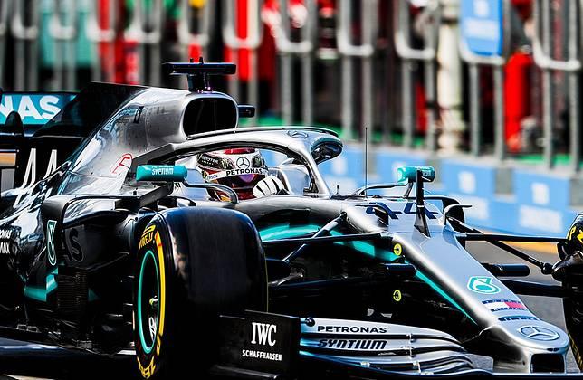 Posisi duduk pembalap F1