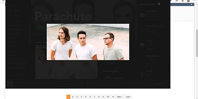 Spotify.com / Parachute