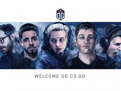 Resmi! OG Perkenalkan Divisi Barunya yaitu CS:GO!