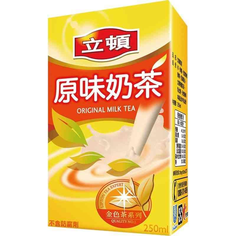 完美比例的牛奶加上新鮮紅茶,口感獨特,喝得到牛奶的滑順口感與新鮮茶葉.