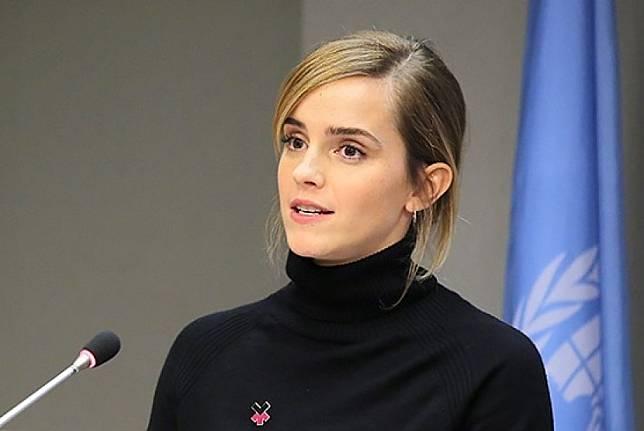 Aktris Emma Watson turut menunjukkan solidaritasnya terhadap kematian pria kulit hitam George Floyd oleh aparat kepolisian di Amerika Serikat (AS) (Foto: Emma Watson)