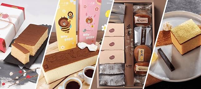 彌月、伴手禮都超讚!全台十大蜂蜜蛋糕、長崎蛋糕名店