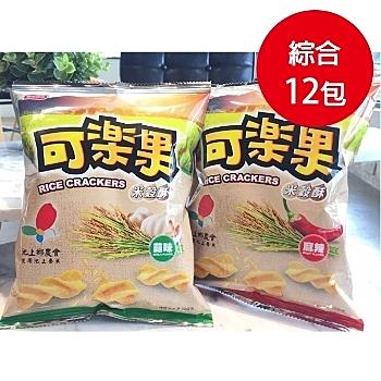 天然豌豆為原料,加上池上米,原創獨特螺旋造型,酥脆札實的爽快口感,越吃越上癮。n蒜味與麻辣各6包。
