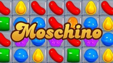 Moschino迷你系列曝光!這次的主角是…Candy Crush!