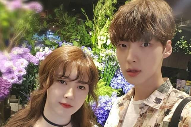 Ahn Jae-hyun dikabarkan ingin menceraikan Ku Hye-sun