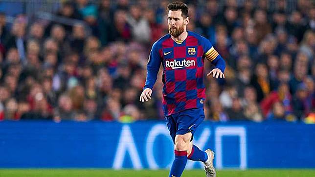 Direstui Messi, Barcelona Bisa Gaet Bintang Borussia Dortmund