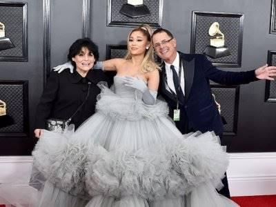 Ariana Grande Ganti Lirik di Grammy Awards 2020 Demi sang Ayah