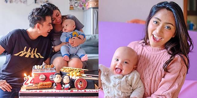 Rachel Vennya dan anaknya