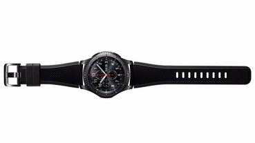 地表最強智慧腕錶Gear S3 12月正式登台