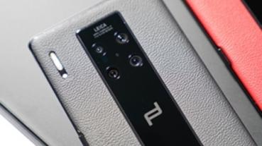 【慕尼黑直擊】跑車流線外觀:Porsche Design 華為 Mate 30 RS 版現場動手玩