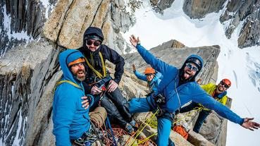 秋冬戶外最佳夥伴除了刷毛外套 Patagonia 新款三層 GORE-TEX 外套