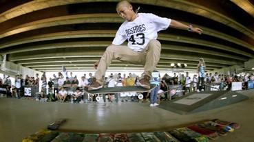DC 首辦全球串連世界滑板日 台灣特邀亞太區選手 ADEE 精彩演出