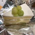 メロンケーキ - 実際訪問したユーザーが直接撮影して投稿した新宿カフェハーブス ルミネエスト新宿店の写真のメニュー情報