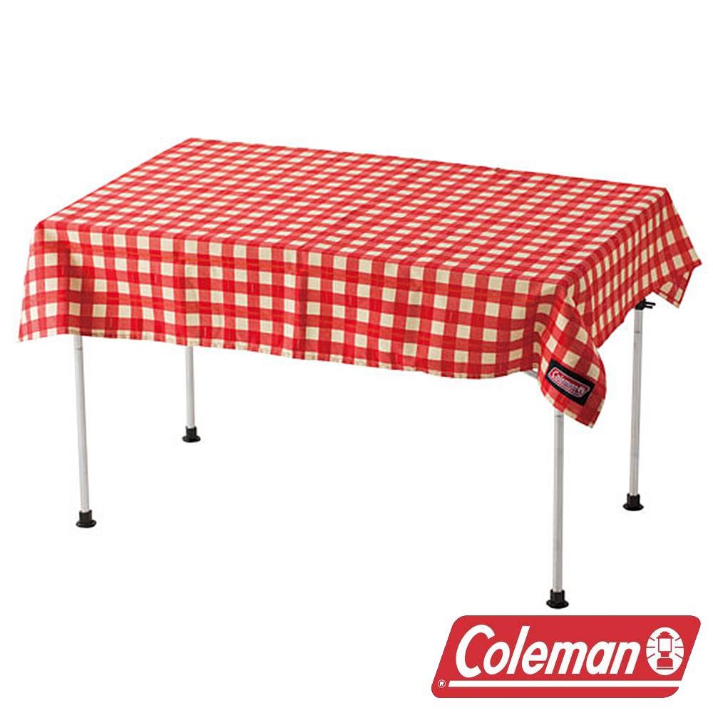 【美國Coleman】桌布『紅格紋』CM-26878