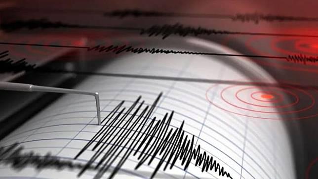 Gempa Magnitudo 5 Guncang Lampung Barat