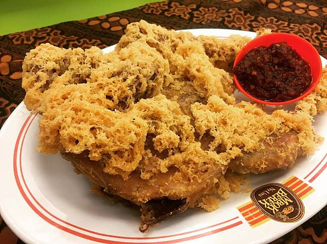 15 Ayam Goreng Paling Renyah Seantero Jakarta