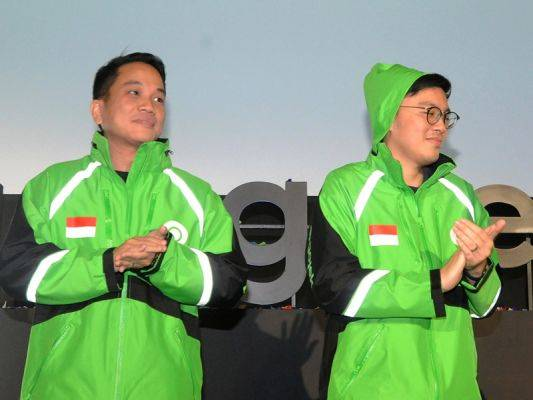 Andre Soelistiyo dan Kevin Aluwi jadi pemimpin baru Gojek menggantikan Nadiem Makarim