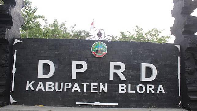 DPRD Kabupaten Blora (Ahmad Adirin/UNIKOLOGI.COM)