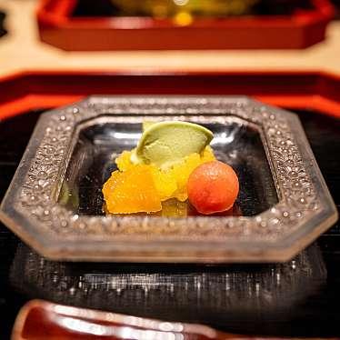 実際訪問したユーザーが直接撮影して投稿した南青山懐石料理・割烹御料理 宮坂の写真
