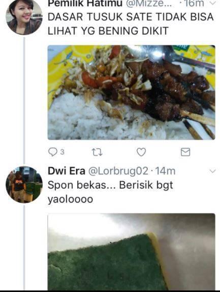 6 Twitwar 'Makian Pakai Konten Visual' Ini Ngocolnya Minta Ampun