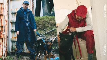 寵物的時尚機能 SPUTNIK x Wisdom 跨界聯名系列