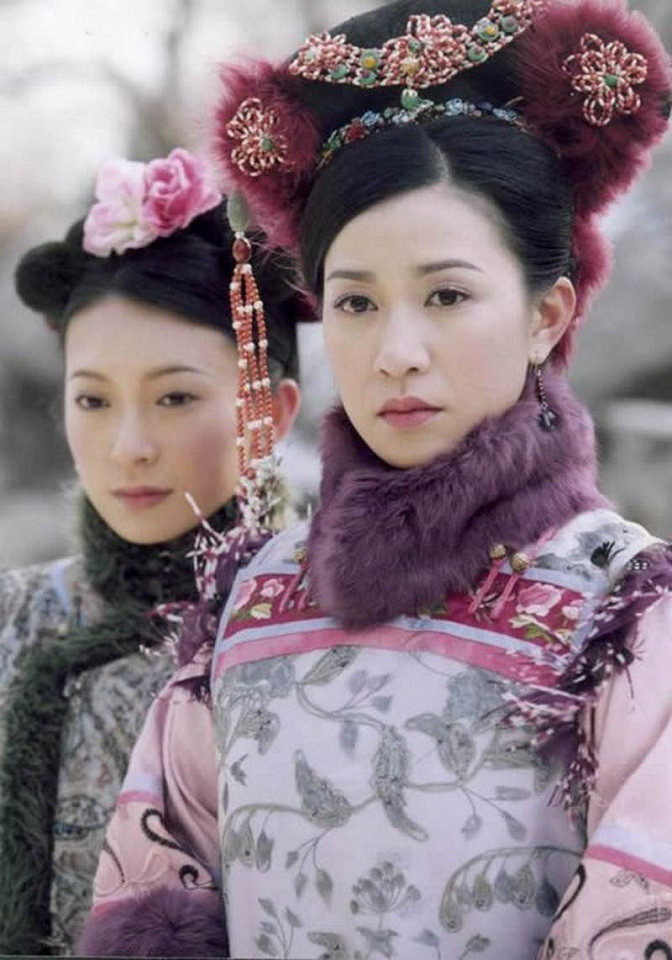 網評心目中的宮鬥劇TOP 2:《金枝欲孽》