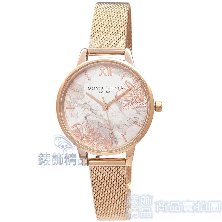 OLIVIA BURTON OB16VM11 迷霧金絲花香 玫瑰金色金屬網狀錶帶30mm女錶【錶飾精品】。手錶與流行飾品人氣店家錶飾精品的首頁有最棒的商品。快到日本NO.1的Rakuten樂天市場的安