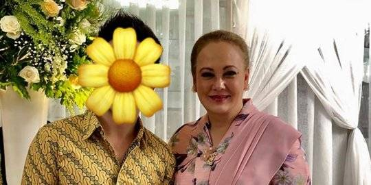 Halimah Trihatmodjo. Instagram ©2020 Merdeka.com