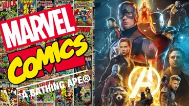 漫威英雄「迷彩化」!BAPE 推出 Marvel 復仇者聯名系列 美隊、鋼鐵人、索爾超多英雄一次集結