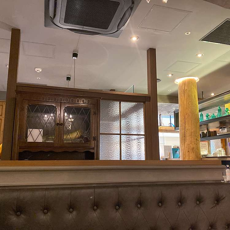 実際訪問したユーザーが直接撮影して投稿した歌舞伎町カフェオスロコーヒー 新宿サブナード店の写真
