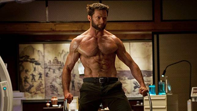 Hugh Jackman sebagai Wolverine