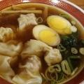ミニ雲呑麺 - 実際訪問したユーザーが直接撮影して投稿した新宿ラーメン専門店広州市場 新宿東口店の写真のメニュー情報