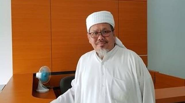 Wakil Ketua MUI Tengku Zulkarnain. [Twitter]