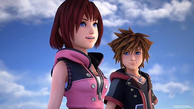 Kingdom Hearts III Siap 01