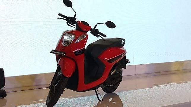 Inilah skutik alias skuter matik yang berlabel Rp 17 jutaan [Suara.com/Manuel Jeghesta Nainggolan].