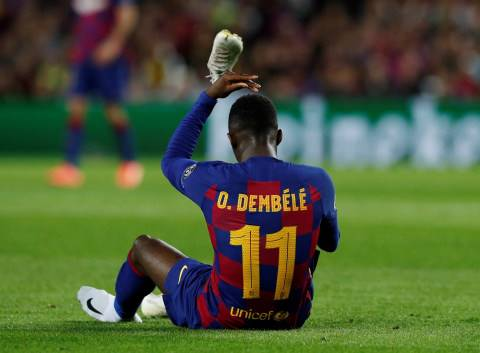 Jika Barcelona Rekrut Striker Lagi Repot buat Dembele