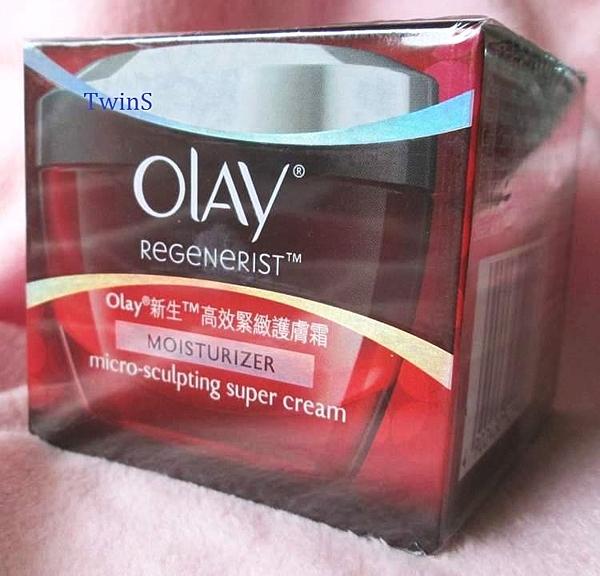 OLAY歐蕾-新生煥膚系列 高效緊緻護膚霜50g
