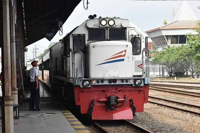 KAI setop sementara perjalanan 4 kereta tujuan Semarang mulai 1 April