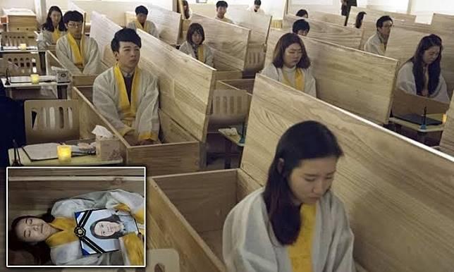 Lebih dari 25.000 Orang di Korea Selatan 'Memalsukan Kematiannya'
