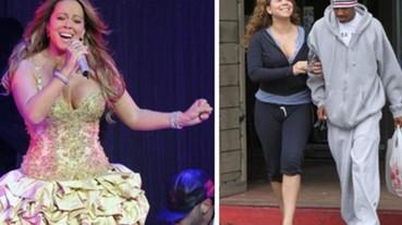 女神卡卡懷孕? 還記得那些年...女明星無尺度爆肥!
