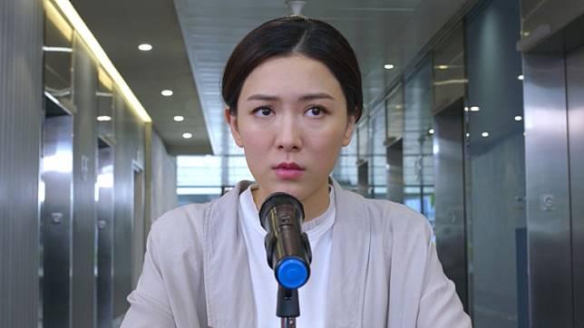 王敏奕開記者會控訴公司不良文化。