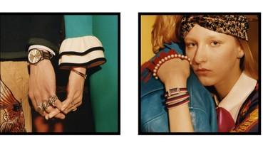 看到 Gucci 這一系列手錶,即使沒有配戴手錶習慣的你也忍不住心動了!