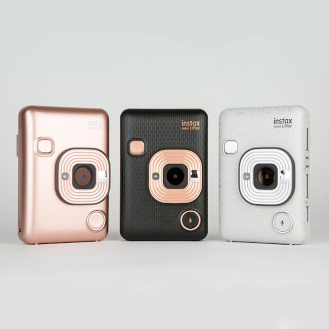 【instax mini Liplay拍立得相印機】Norns 富士公司貨Fujifilm藍芽手機印相機 好窩生活節