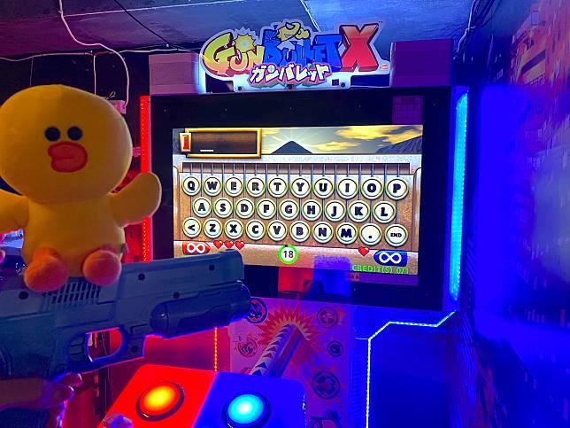 槍game亦有好幾款,對於經常「冇命」的Sally來說,可以不用付錢無限續關,真的很爽呀!
