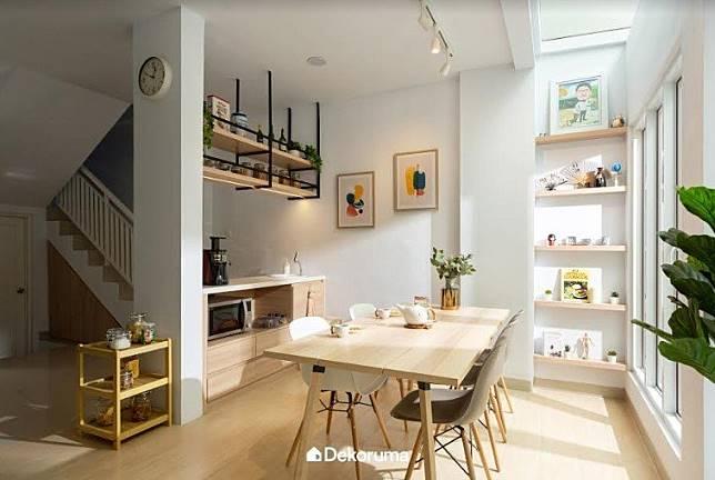 Mengenal Desain Japandi, Kombinasi Dua Gaya dalam Satu Desain | Suara.com |  LINE TODAY