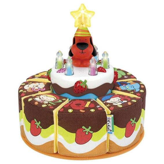 K's Kids奇智奇思--會唱歌的生日蛋糕。嬰幼兒與孕婦人氣店家小櫻桃嬰兒用品的兒童玩具、音樂響聲有最棒的商品。快到日本NO.1的Rakuten樂天市場的安全環境中盡情網路購物,使用樂天信用卡選購優