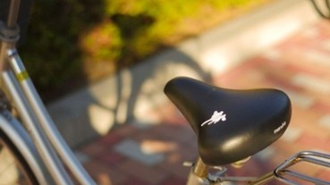 完美的腳踏車防盜工具-鳥屎貼紙