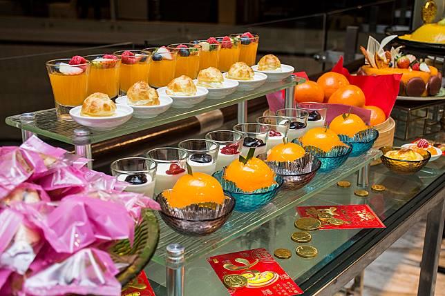ฉลองตรุษจีนกับบุฟเฟ่ต์มื้อพิเศษ ที่โรงแรมพูลแมน กรุงเทพฯ แกรนด์ สุขุมวิท
